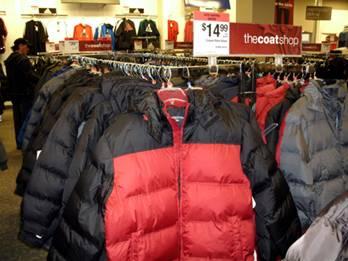 滑雪衫只卖不到15美元,简直令人不敢相信