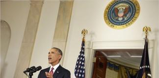 President Obama speaks on ISIL