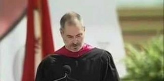 Steve Jobs' speech at Stanford University's graduation ceremony in 2005 continues to motivate entrepreneurs around the world.
