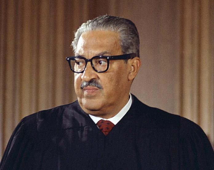 القاضي ثورغود مارشال