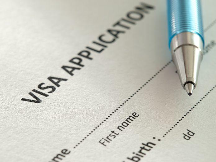 Solicitud de visado