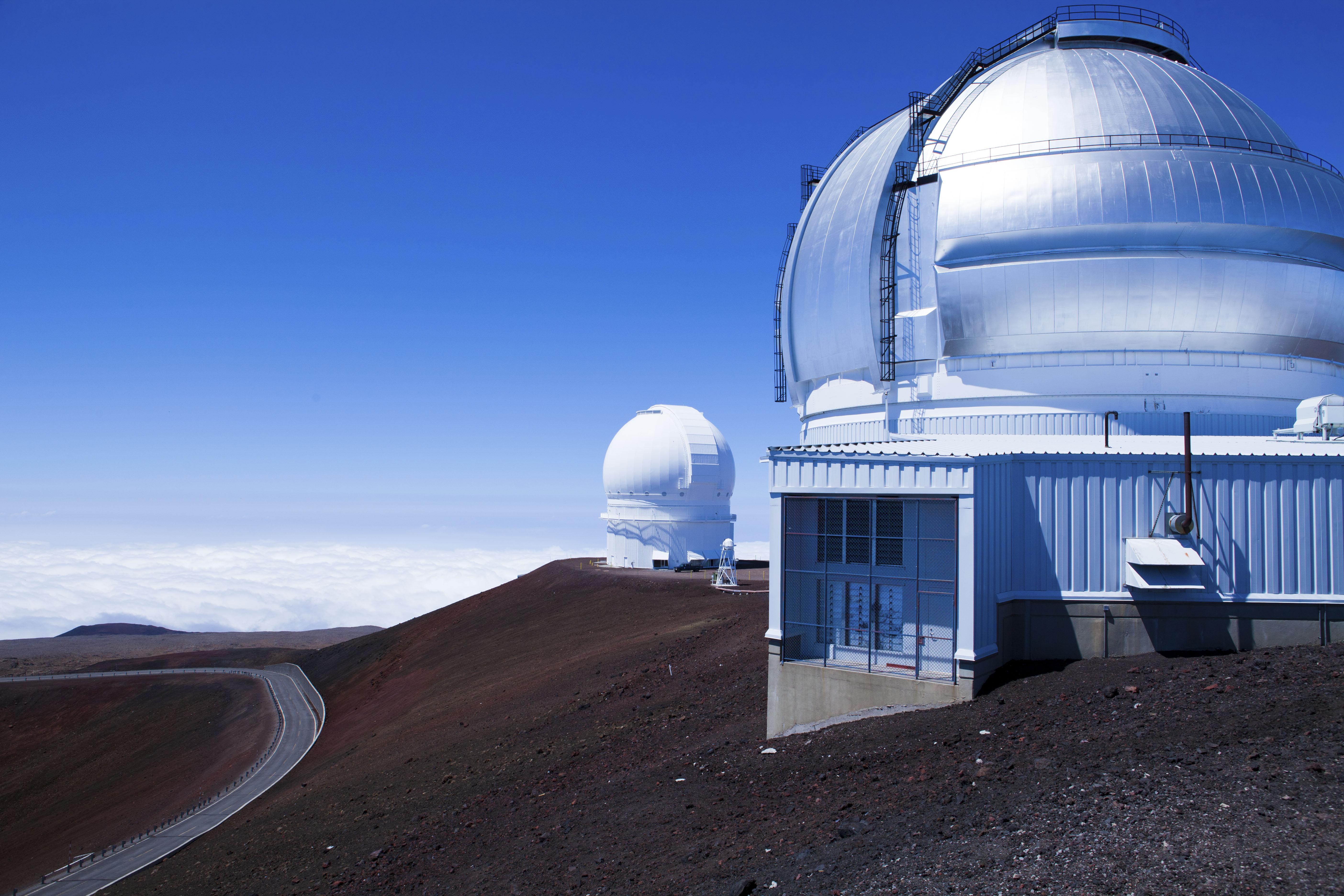 Mauna Kea observatory (Thinkstock)