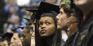 University of Tennessee graduates (AP Images)