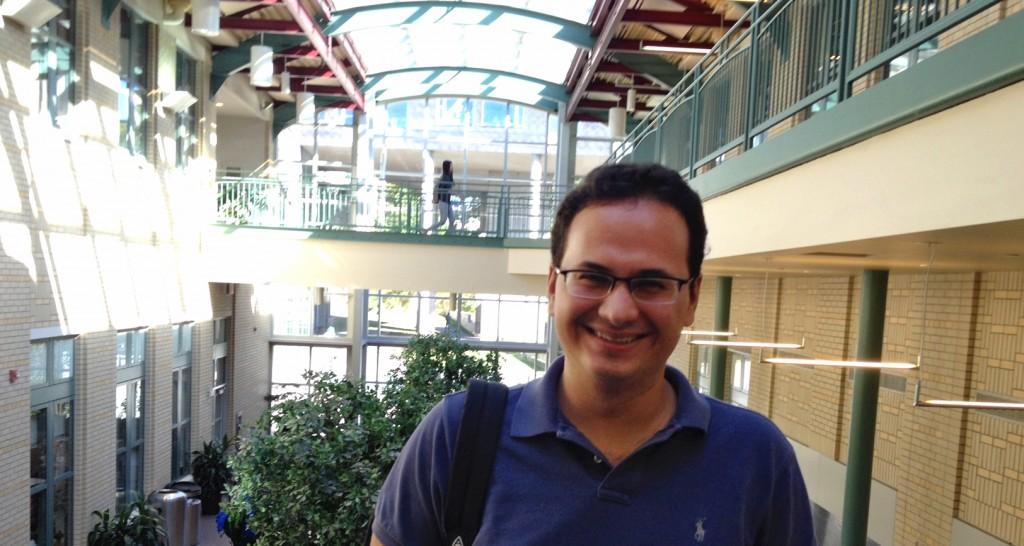 Daniel Ribeiro Silva (Courtesy Daniel Silva)