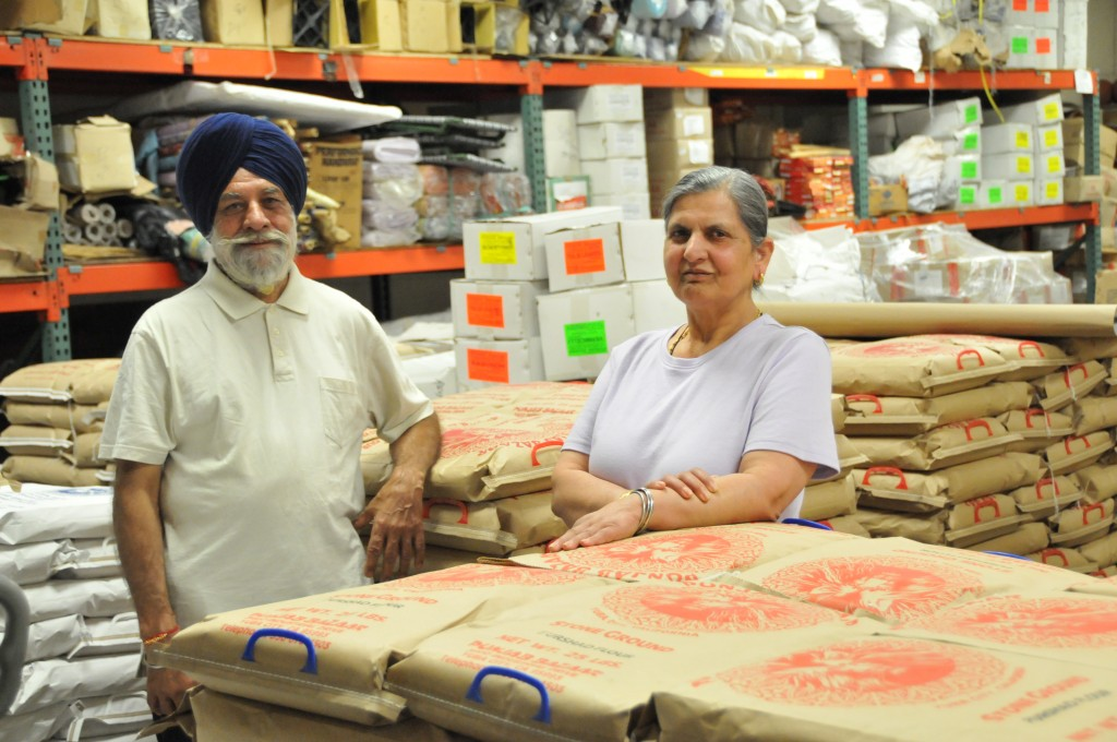 American Punjabi Sikhs in Yuba City (Dean Tokuno)