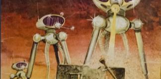 """Ilustración de """"La guerra de los mundos"""" (Flickr/TimEvanson)"""