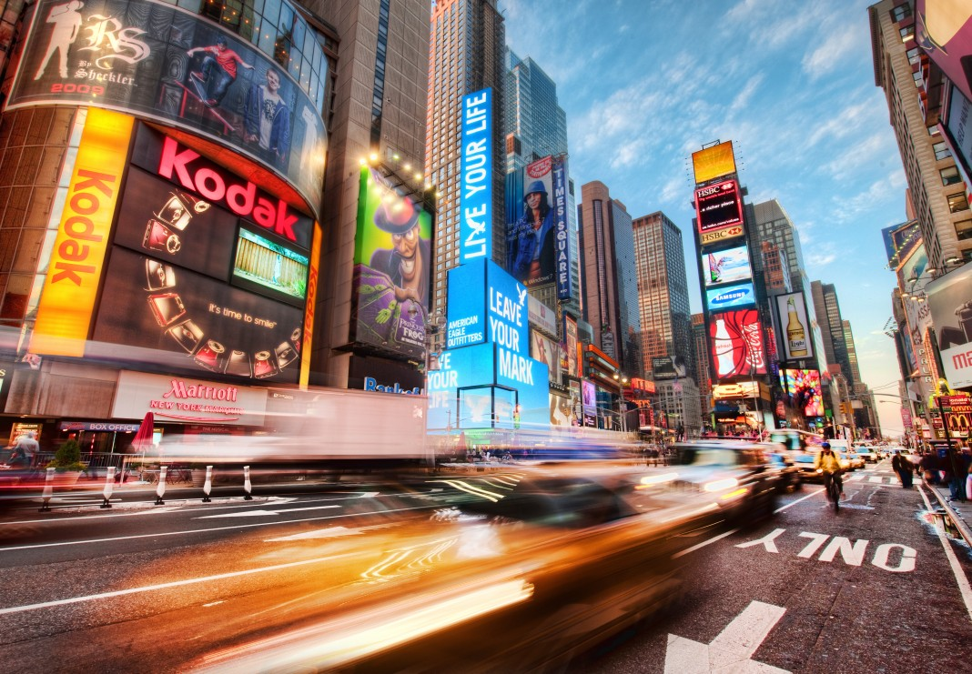 Times Square (Trey Ratcliff)