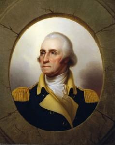 Портрет Джорджа Вашингтона (Courtesy of De Young Museum)