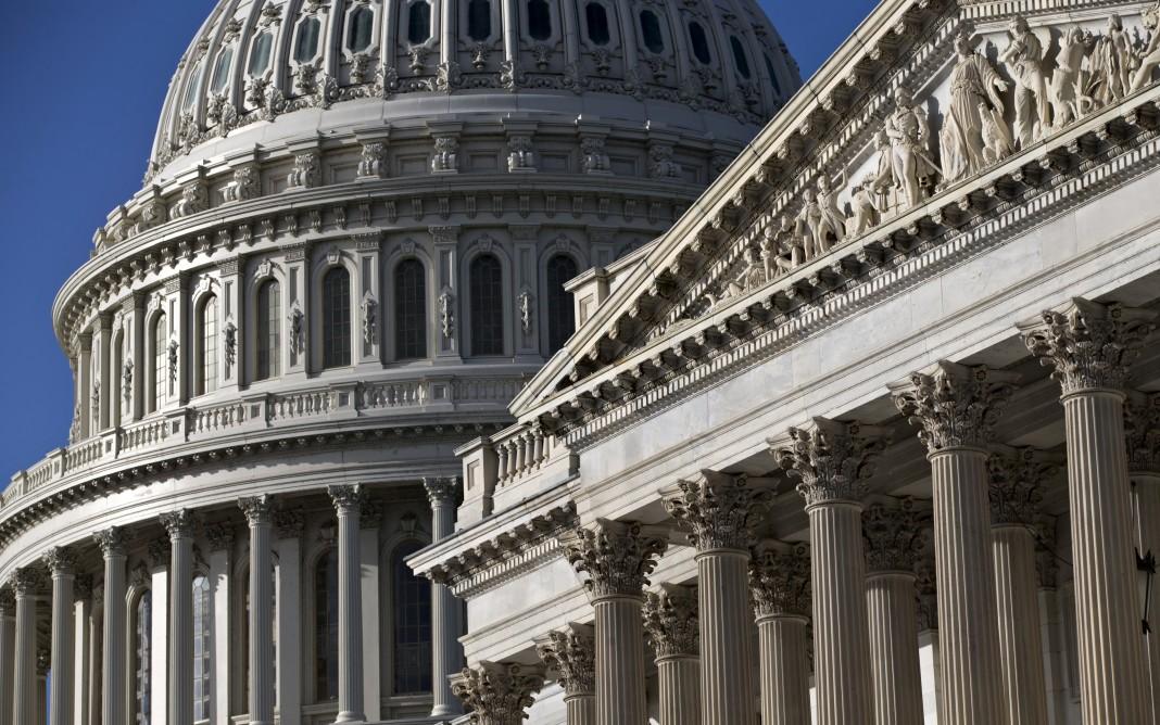 Edificio del Capitolio de Estados Unidos en Washington (© AP Images)