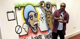 التطرف العنيف يشكل مشكلة عالمية