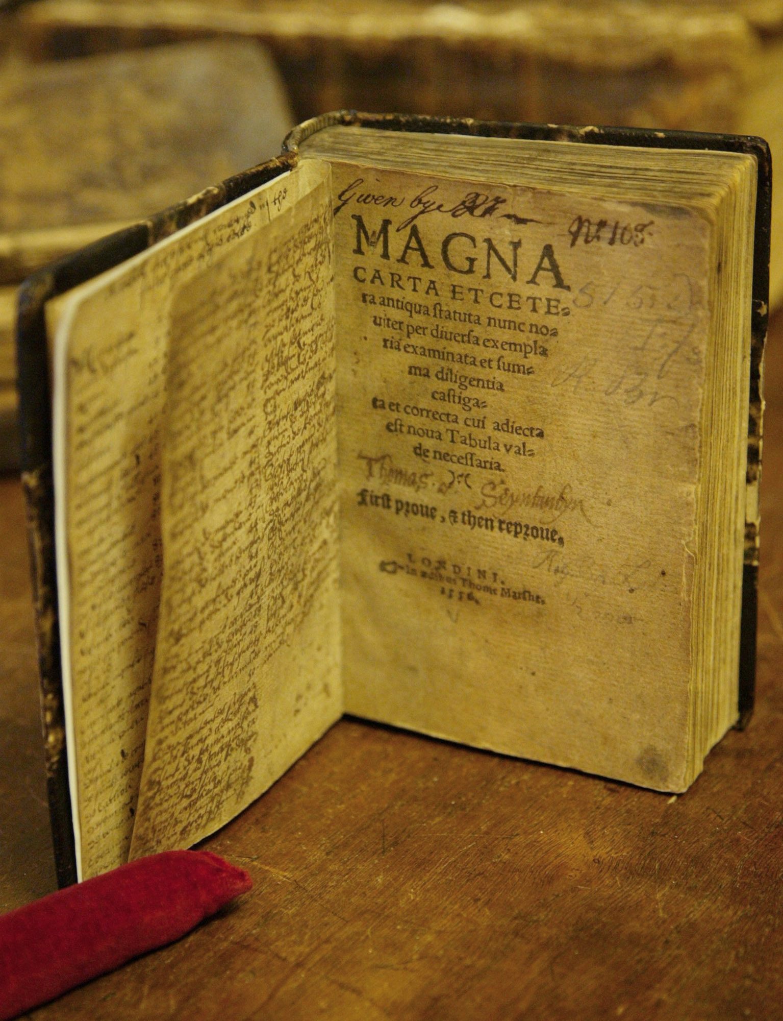 A Carta Magna ainda é relevante após 800 anos   ShareAmerica
