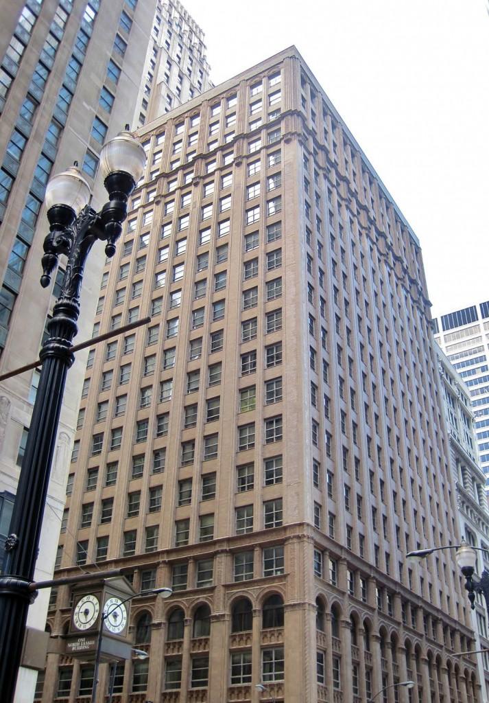 ساختمان دفتر وکالت دارالوکاله سایدلی آستین (Creative Commons)