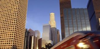 El centro de Los Ángeles (Eric Hood/iStock/Thinkstock)