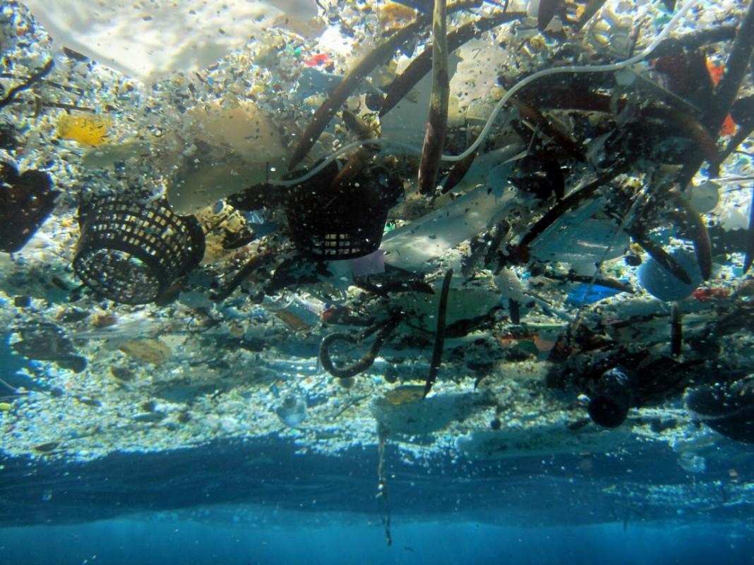 загрязнение мирового океана пластиком тему