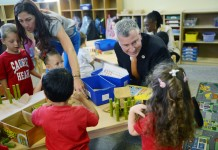 Primer día en las escuelas de NYC (© AP Images)