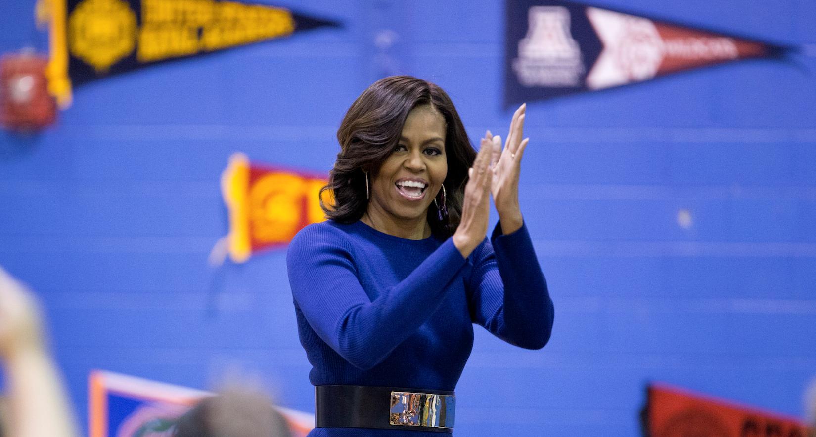 Fotos de michele obama 39