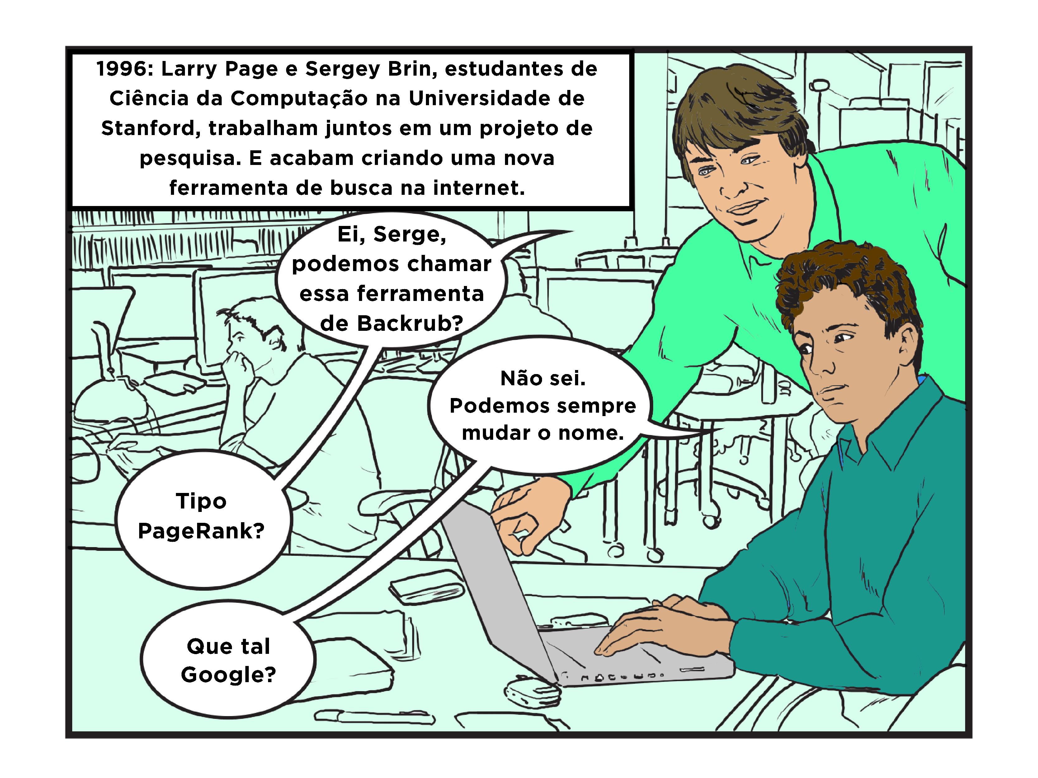 História em quadrinhos (Chris Piers)