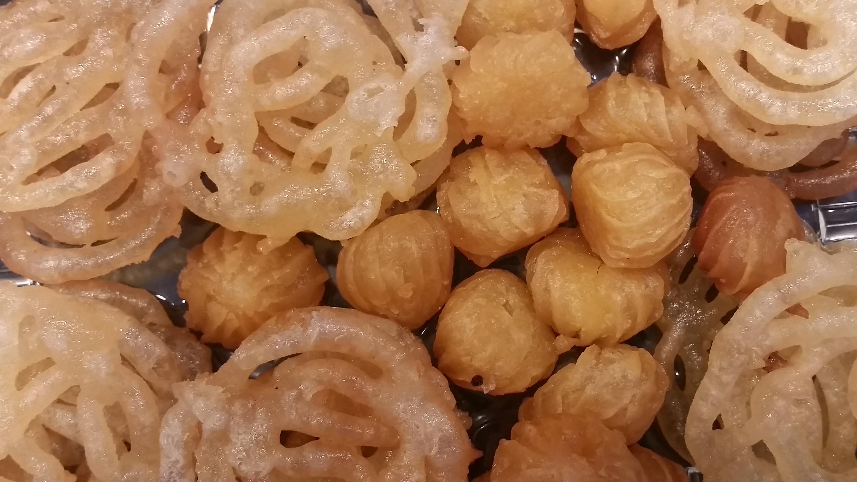 زولبیا بامیه