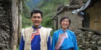 یک زن و مرد چیانگ (عکس از وزارت امور خارجه)