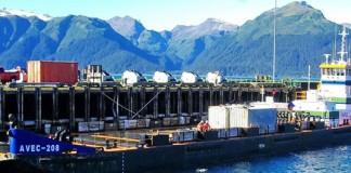 AVEC به عنوان منبع اصلی انرژی به روستاییان آلاسکایی سوخت دیزل می رساند. (AVEC)AVEC به عنوان منبع اصلی انرژی به روستاییان آلاسکایی سوخت دیزلی می رساند. (AVEC)