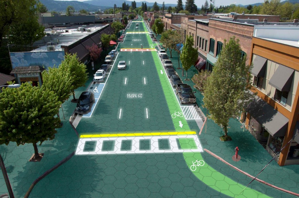 solar roadways What if roads and parking lots were solar, fueling enough energy from the sun to power nearby communities as well as electric vehicles scott and julie brusaw, the.