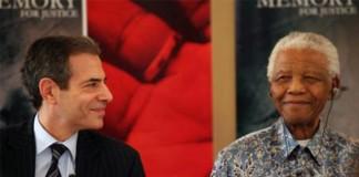 ریچارد استنگل و نلسون ماندلا (صدای آمریکا)