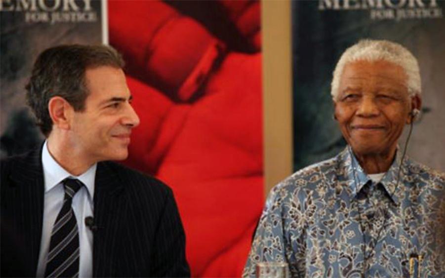 Lo que Mandela me enseñó sobre liderazgo | ShareAmerica