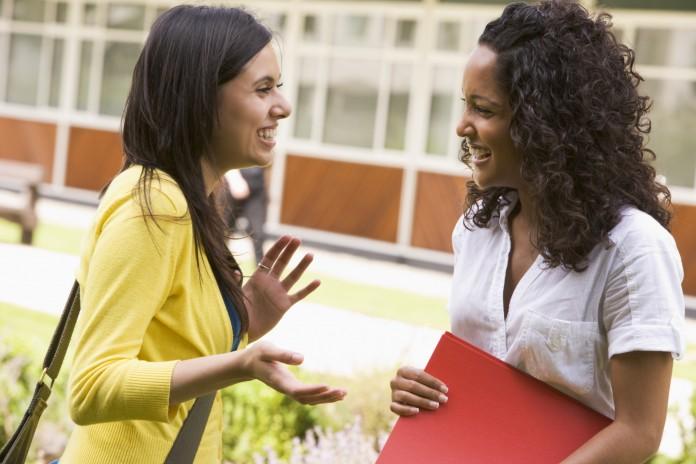 Estudiantes hablan sobre el liderazgo de la mujer (Thinkstock)