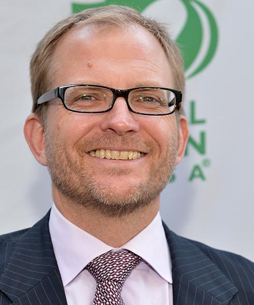 Portrait de Matt Petersen, souriant (Crédit photo : Matt Petersen)