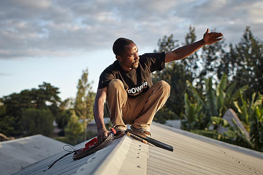 Solar Africa Off-Grid Electric