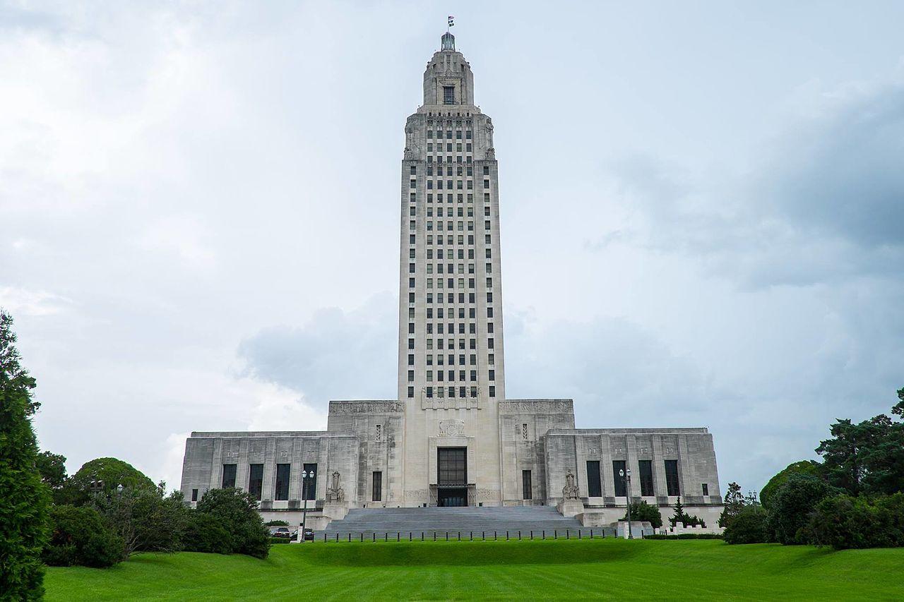 Baton Rouge Capitol Building (Yousef Abdul-Husain/Creative Commons)