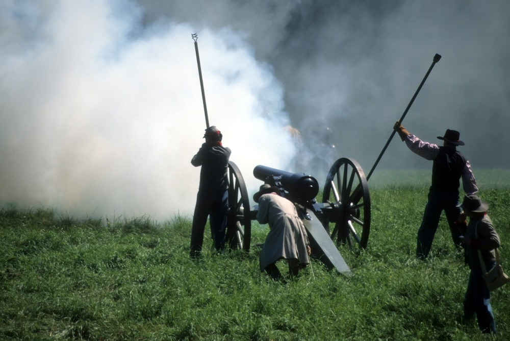 confederate essay history in military