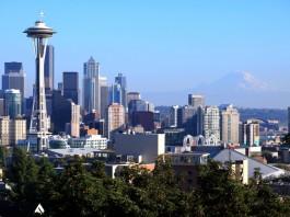 Seattle's skyline (Shutterstock)