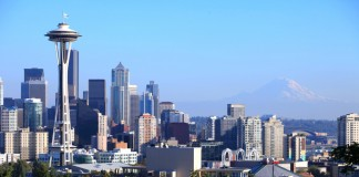 Seattle's skyline (Shutterstock)