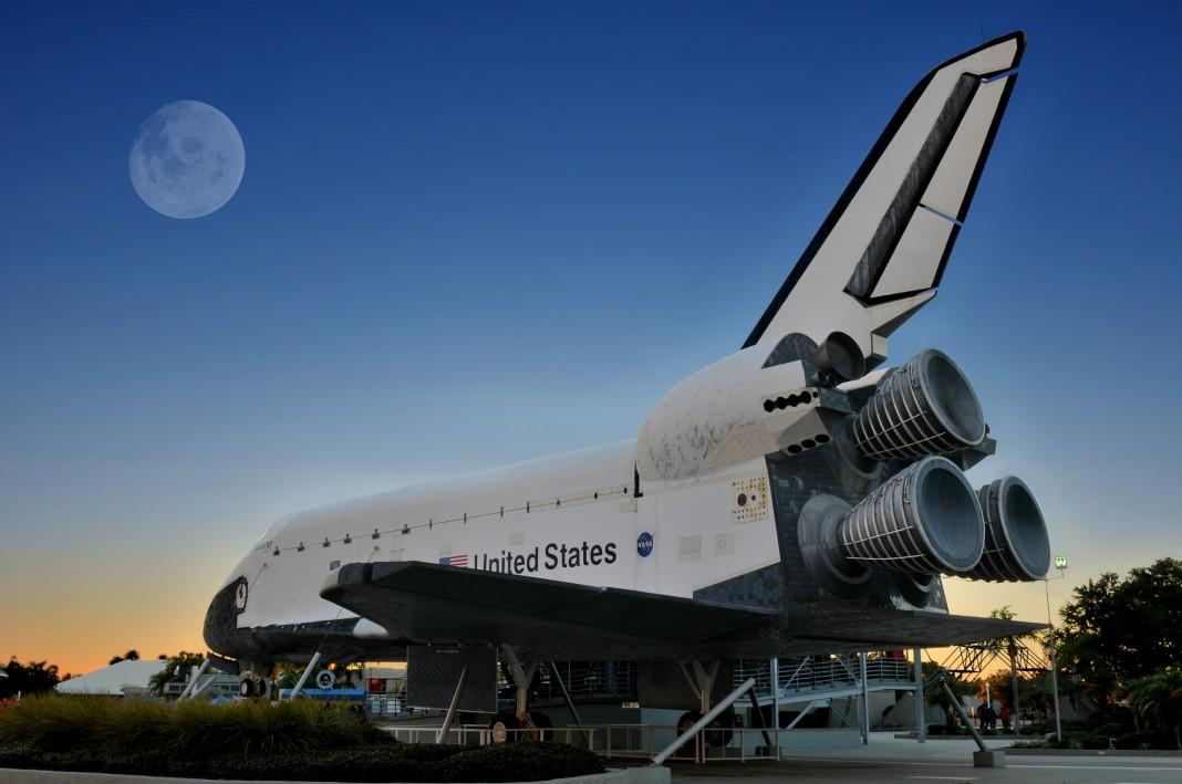 В Космическом центре имени Кеннеди (Shutterstock)