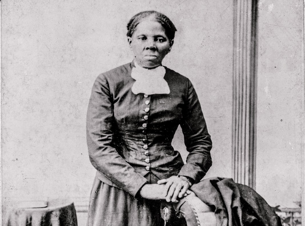 Photo d'époque de l'abolitionniste Harriet Tubman (© AP Images/Library of Congress)