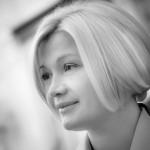 Retrato de Iryna Herashchenko (Foto cedida por Iryna Herashchenko)