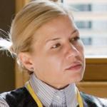 Retrato de Maryna Cherenkova (Foto cedida por Maryna Cherenkova)