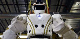 Robot (© AP Images)