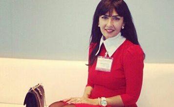 Ms. Shabnam Mammadova