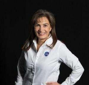 تصویری از ساندرا کافمن (ناسا)