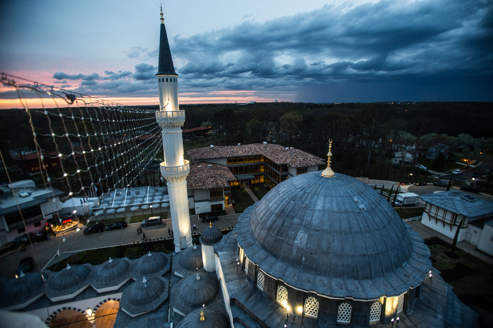 Mosques in urban and rural America   ShareAmerica