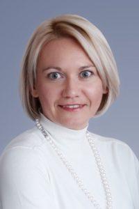 Portrait photo of Olga Bielkova (Courtesy of Olga Bielkova)