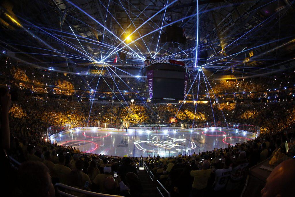Ледовый дворец спорта (© AP Images)