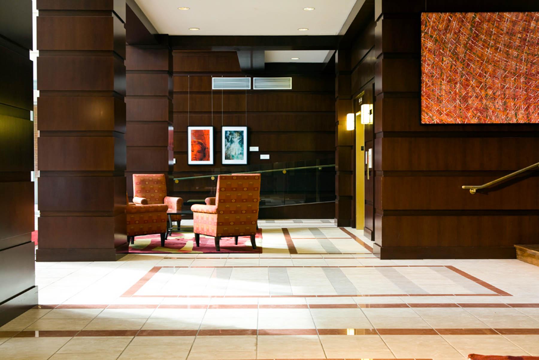 В отеле Marriott (Courtesy of Marriott Hotels)