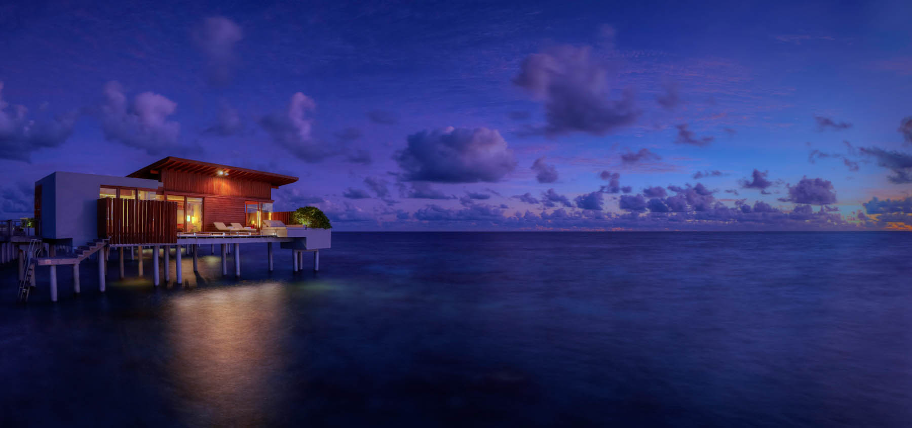 Отель посреди Индийского океана (Courtesy of Park Hyatt Maldives)