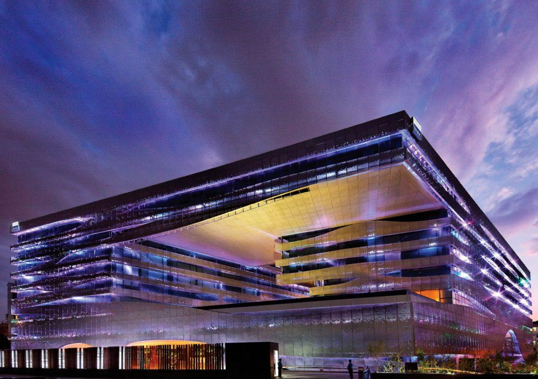 Отель Park Hyderabad (Courtesy photo)