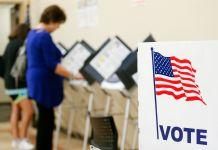 Pemilihan awal di Georgia (© AP Images)