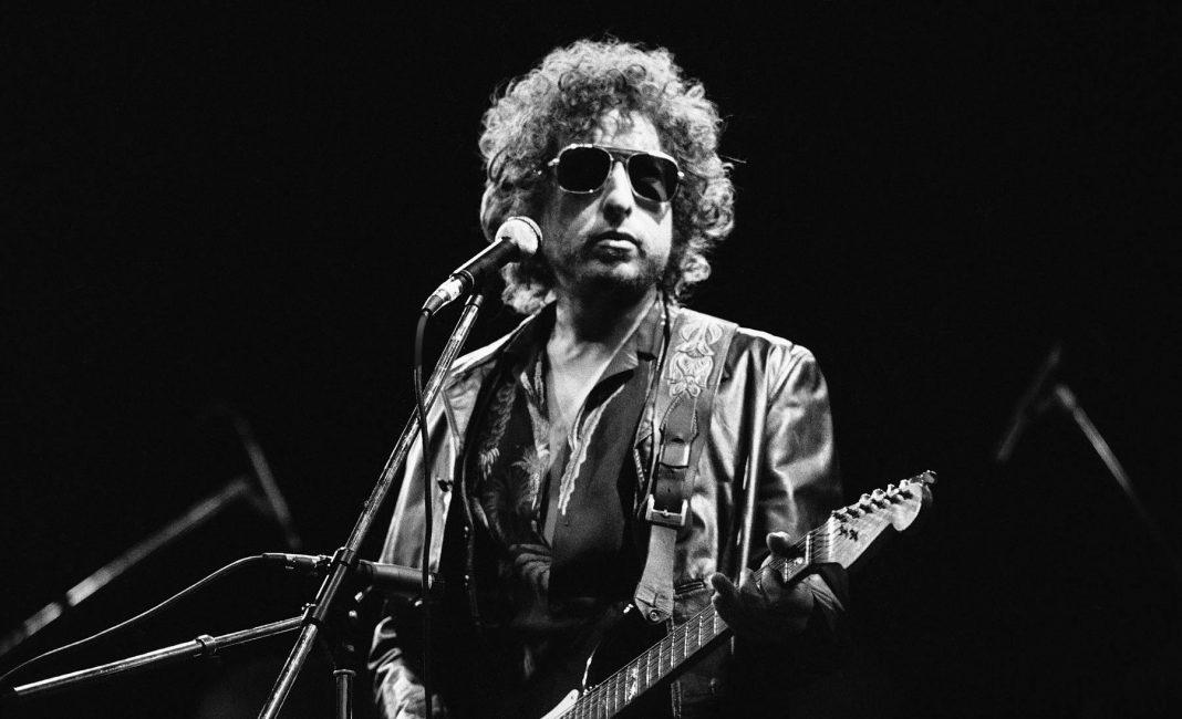 Bob Dylan 1981-ben. (© AP Images)