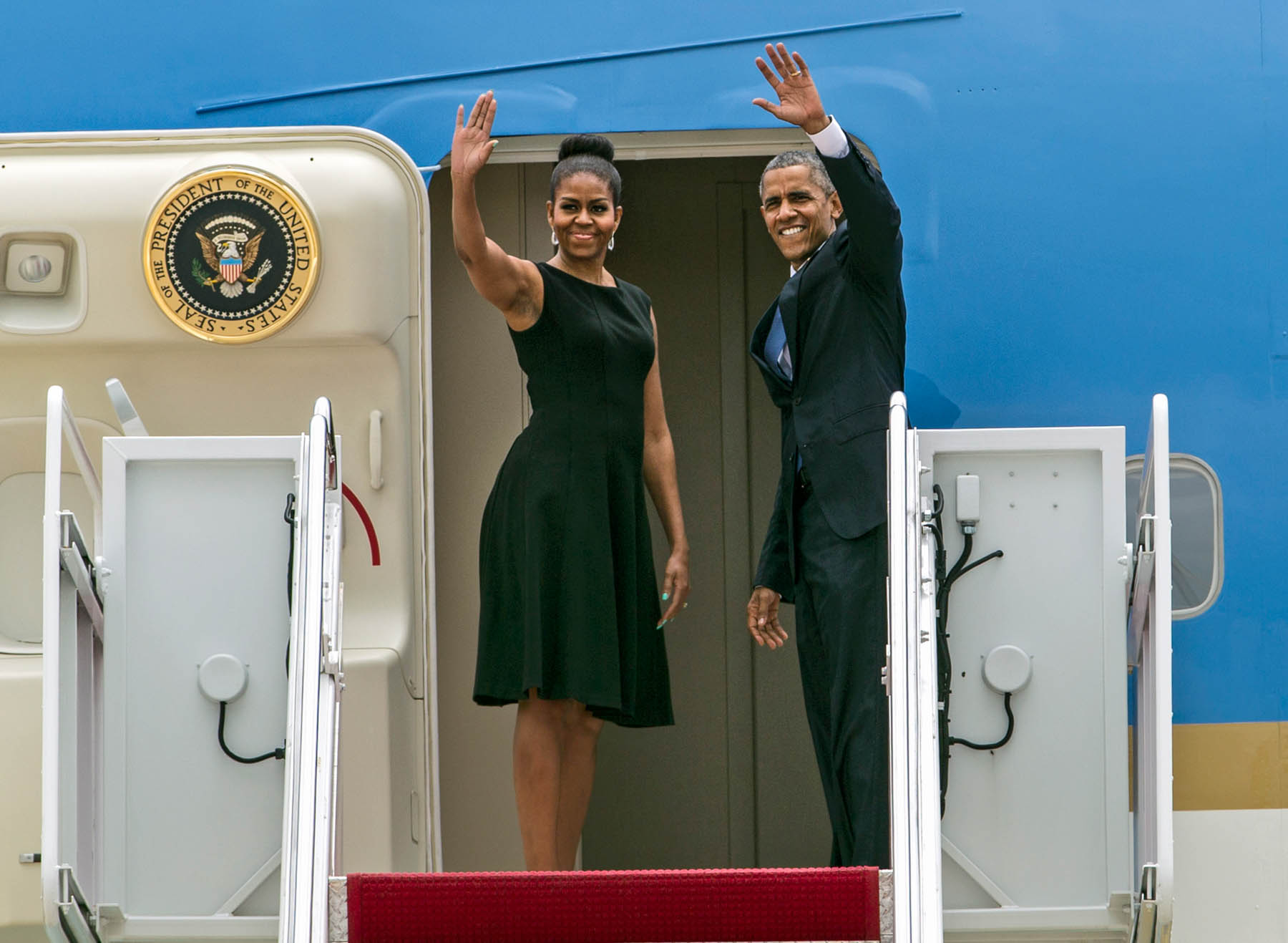 Image result for What's next for the Obamas?